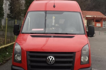 MICROBUZ VW CRAFTER 19+1